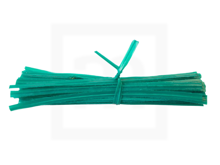 Bindestreifen, grün, 1000 Stück
