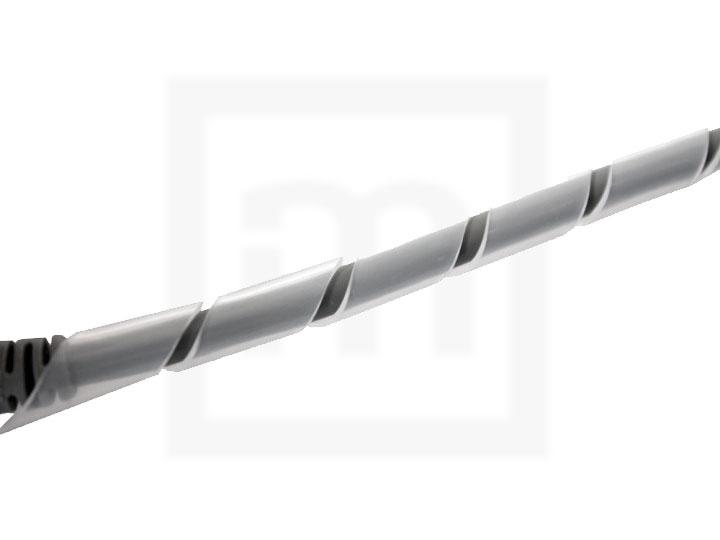Spiralschlauch, 12 mm natur, 10 m