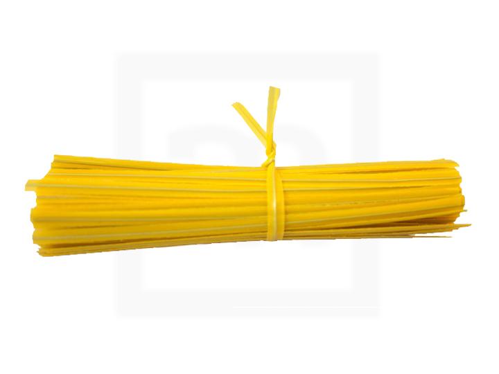 Bindestreifen, gelb, 1000 Stück