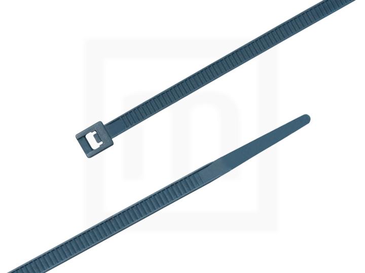 Kabelbinder detektierbar, 3,5 x 200 mm, 100 Stück