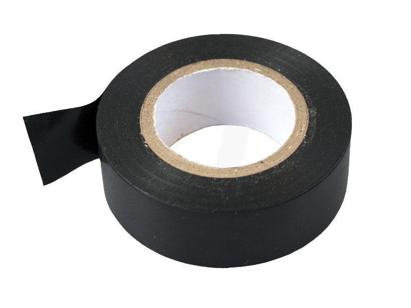 PVC - Isolierband, 19 mm x 10 m, schwarz