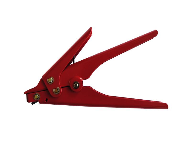 Kabelbinder-Pistolenspannzange, für Nylonbinder, bis 9,0 mm