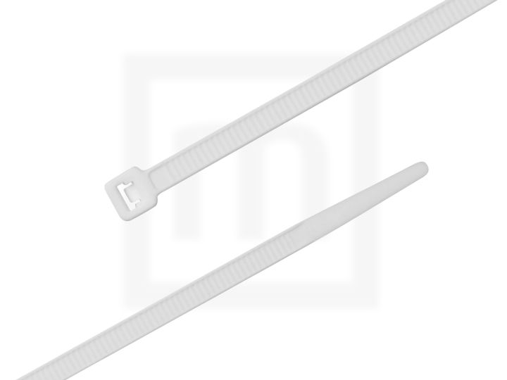 Flammenbeständige Kabelbinder, 3,5 x 200 mm, 100 Stück