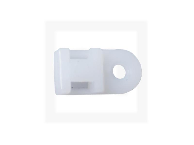 Schraublasche für KB, bis 4,8 mm natur, 100 Stück