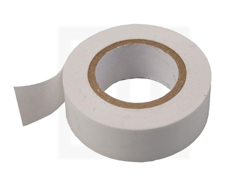 PVC - Isolierband, 50 mm x 20 m, weiß