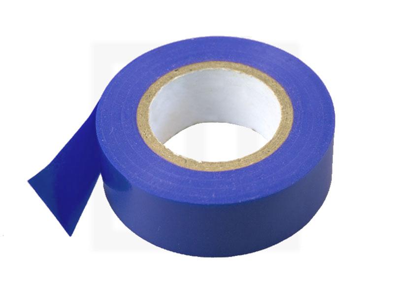 PVC - Isolierband, 19 mm x 20 m, blau