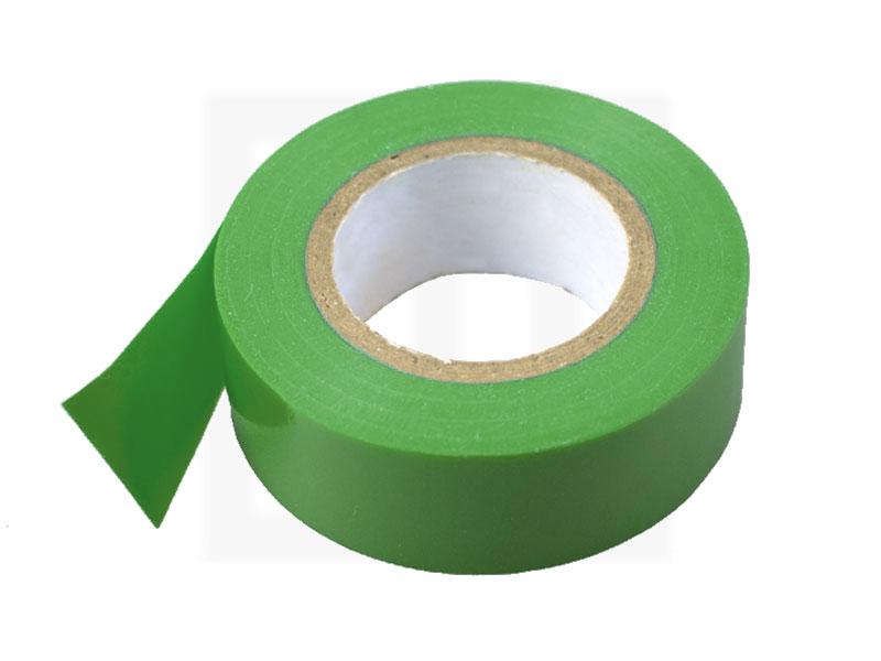 PVC - Isolierband, 19 mm x 20 m, grün