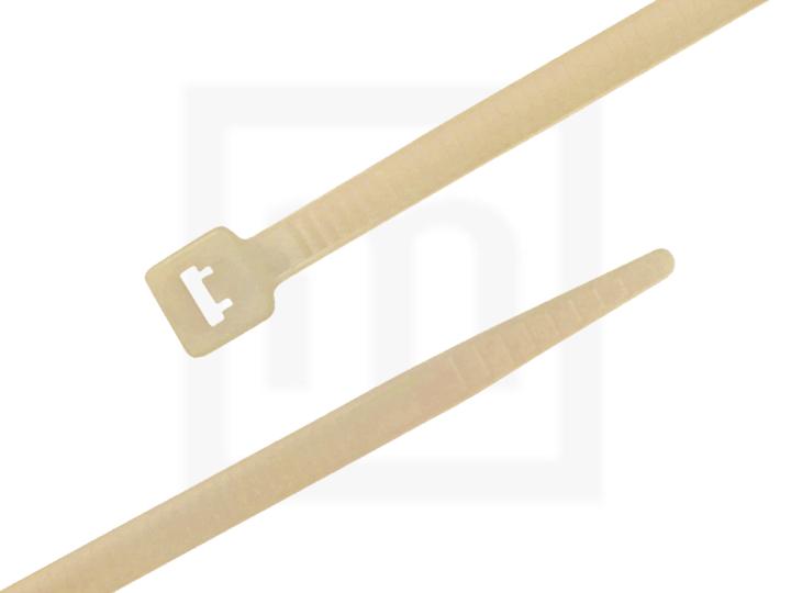 Kabelbinder hitzebeständig, 4,8 x 200 mm, 100 Stück