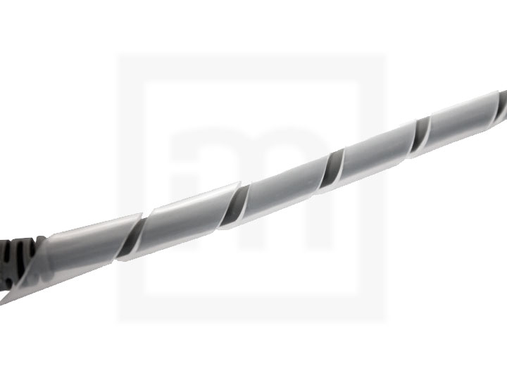 Spiralschlauch, 6 mm natur, 10 m