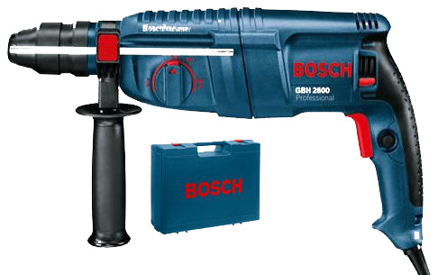 Bohrhammer GBH 2600 Professional 0611254803