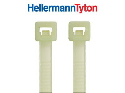 Hellermann KB 2,3 x 83 mm, natur 1000 Stück