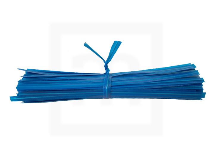 Bindestreifen, blau, 1000 Stück