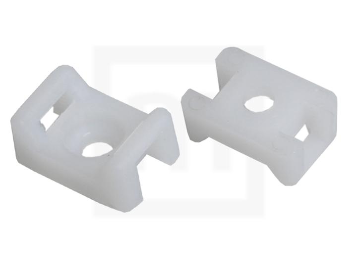 Schraubsockel für KB bis, 6 mm natur, 100 Stück