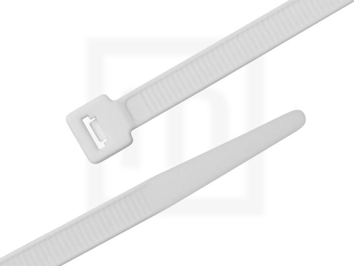 Flammenbeständige Kabelbinder, 4,8 x 380 mm, 100 Stück