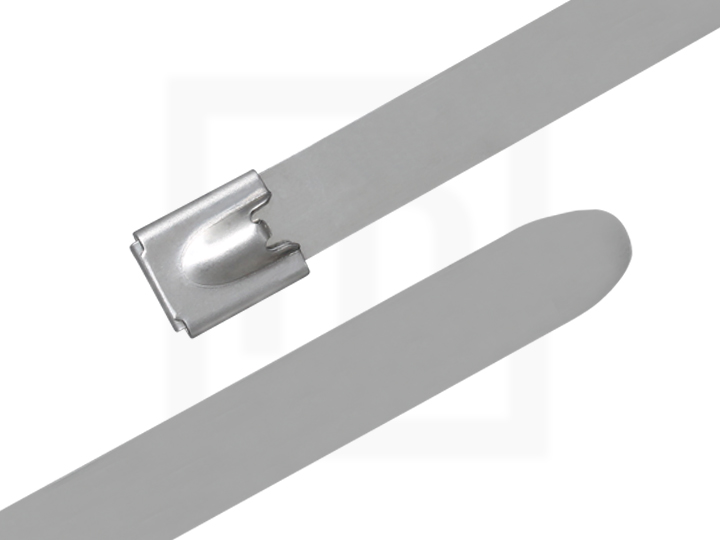 Edelstahlkabelbinder, 12,0 x 520 mm, 100 Stück