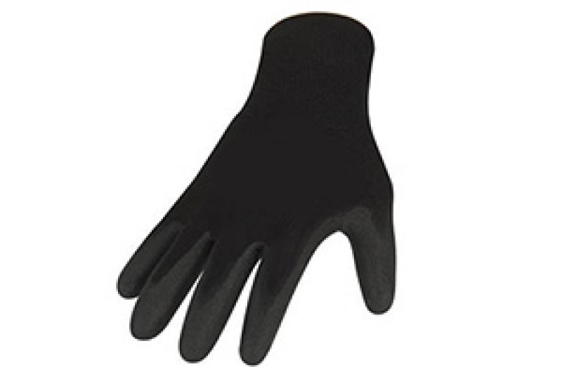 Finegrip-Handschuhe, schwarz, Gr. 9