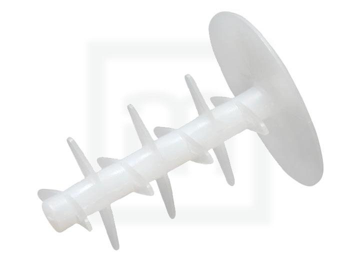 Gerüststopfen Kreuzlamelle, 28,0 x 80 mm natur, 1000 Stück
