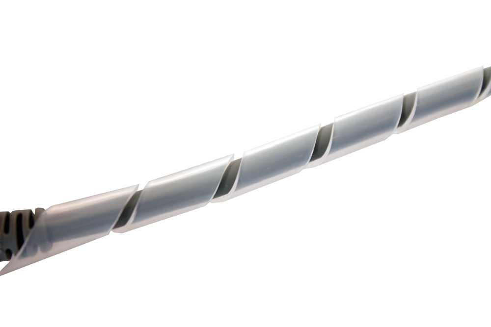 Spiralschlauch, 19 mm natur, 10 m