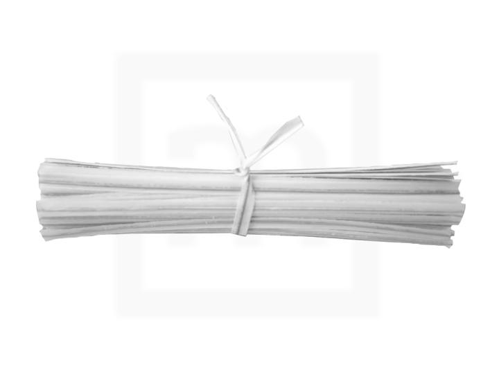 Bindestreifen, weiß, 1000 Stück