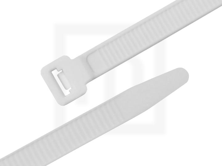 Flammenbeständige Kabelbinder, 7,8 x 380 mm, 100 Stück